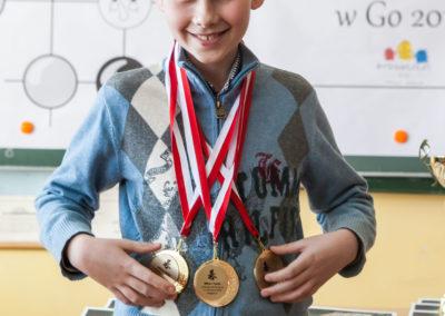 Antoni Bugaj - Mistrz Polski Juniorów 2018