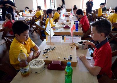 Antoni Bugaj vs. Yu-Teng Huang, World Youth Go Championship, Bacharach 2018