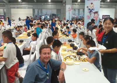 Robert Bugaj, Tournament at 3rd Chinese Go Congress, Rizhao 2019